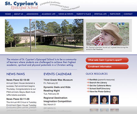 St Cyprians Episcopal School